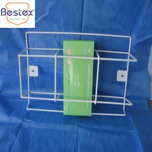 Wholesale white Triple Wire 50*29*12.5cm Metal Glove Box Holder from china suppliers