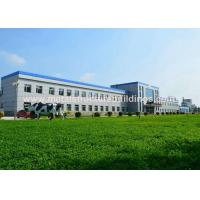 Wholesale Commercial Fire Proof Prefabricated Steel Structures With A36 A572 Material from china suppliers