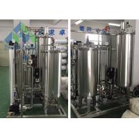 Wholesale Borehole Brackish Water Filter Machine / High Salt Borehole Water Treatment from china suppliers