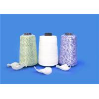 Wholesale 100% Polyester Needing Bag Closing Thread Without Knots For Laminated Rice Sacks 12s/4 from china suppliers