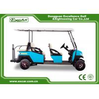 Wholesale Electric Golf Carts With Italian Gearbox 6 Seater Fuel Trojan Batteries Golf Cart from china suppliers