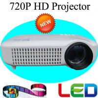 China Made In China Good Quality 720P Home Cinema Projector Multimedia HDMI USB Proyector on sale