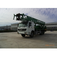 Wholesale Multifunctional Top Head Drive 550m Truck Mounted Drilling Rig from china suppliers