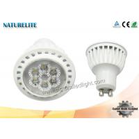 Wholesale Ra 80 7W Led Spotlight Recyclable IP20 GU10 800 - 6800K Energy Saving from china suppliers