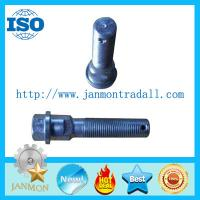 Buy cheap Customized High Strength Hex Bolts For Tractor,High tensile hex bolt with hole from wholesalers