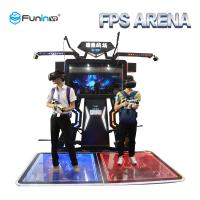 Wholesale Robot 9D Virtual Reality Simulator FPS Arena Machine For 2 Players from china suppliers