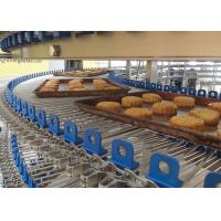 Wholesale New Condition Metal Spiral Cooling Conveyor For Bakery Industry from china suppliers