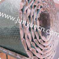 Wholesale Double sides Woven foil bubble heat  insulation coated 7mm 1.2m width 30m length from china suppliers