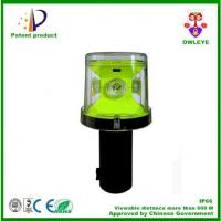 Wholesale synchronous flash solar blinking light with radio signal that used for road safety from china suppliers
