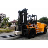 China Warehouse Port Forklifts 25 Ton Turning Radius 6700 Mm Customized Color on sale