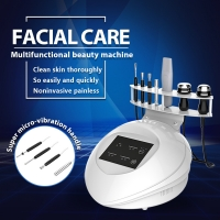 Wholesale Blackhead Remover Suction Facial Treatment Machine home use from china suppliers