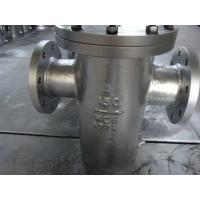 Wholesale T Type Basket ASME Strainer SS Screen RTJ RF BW Stainless Steel Filter Mesh from china suppliers