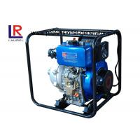 China Portable 1.5 inch 5HP High Pressure Diesel Water Pump with 4 Stroke Engine on sale
