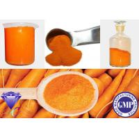 Pharmaceutical Raw Materials Natural 20% Beta Carotene CAS 7235-40-7