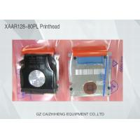 China Outdoor Printer Xaar 128 80pl Print Head With Series Number  Made In UK on sale