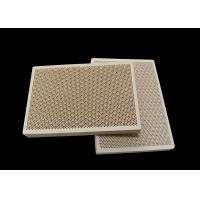 Wholesale Porous Honeycomb Ceramic Infrared Gas Burner Plate For Oven , Customized from china suppliers