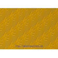 Wholesale PET Coated Material Golden Color Metallic Papercard for Handcraft/Greeting cards/Invitation cards from china suppliers