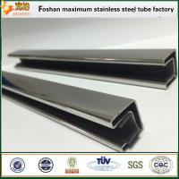 China KUANYU brand JIS slot tube stainless steel 316 round pipe on sale