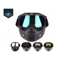 Wholesale Custom Aftermarket Motorcycle Accessories TPU PC Riding Goggles Mask For Man from china suppliers
