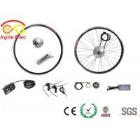 36V 250W Waterproof Electric Bicycle Front Hub Conversion Kit With PAS System