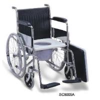 Buy cheap Commode Wheelchair (SC8005A) from wholesalers