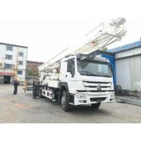 Wholesale 27T 600m Rotary Pile Drilling Rig With Directional Circulation BZC600CLCA from china suppliers