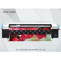 China Outdoor Banner Flatbed Solvent Printer Digital With Seiko 1020 Heads Infiniti FY-3266Q on sale