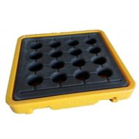 Wholesale Single Spill Containment Pallet Deck No Forklift Pocket Corrosion Free from china suppliers