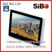 China Hot Sale 7 Wall Mountable Android Tablet With POE for sale