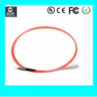 Wholesale LC/UPC st/UPC simplex 50/125 fiber optic patch cord from china suppliers