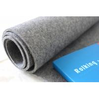 Wholesale 2mm - 20mm Soft Grey 100% Wool Felt for For Shoes, Furniture, Industry from china suppliers