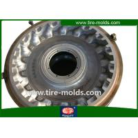 Wholesale High Pressure Loader Tyre OTR Tyre Mold Aluminum Segmented Tire Mold from china suppliers