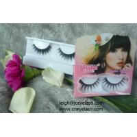 Factory wholesale for cooperation of cometics company natural eyelashes