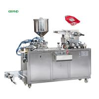 Wholesale Automatic Aluminum PVC Blister Packaging Machine , Small Blister Packaging Machine from china suppliers