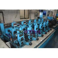 China Siemens PLC Control Carbon Steel Tube Making Machine HH32 Tube Mill With Round Tube O.D. 8-32mm on sale