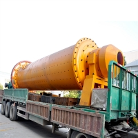 Wholesale Cement Ore Processing Grinder 20mm Mining Ball Mill Machine 8t/H from china suppliers