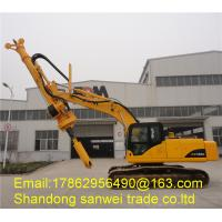 Wholesale 20m Small Rotary Pile Drilling Rig Pile Driving Equipment 1200mm Max Diameter FD520A from china suppliers