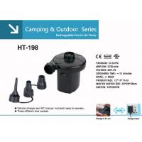 Quality HT-198 Rechargeable Electric Air Pump In Camping & outdoor for sale