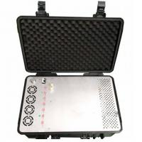 Wholesale 5.8G 4G Rcied Backpack Drone Signal Jammer Blocker With Big Battery , High Precision from china suppliers