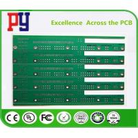 Wholesale Custom Thickness FR4 PCB Board Flexible Material HASL Lead Free Surface Finishing from china suppliers