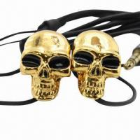 Stereo earbuds-gold - iphone earbuds stereo headphones