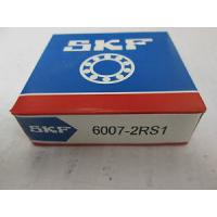 Wholesale Lubrication Grease Deep Groove Ball Bearing 6007-2RS1 Rubber Seals Both Sides from china suppliers
