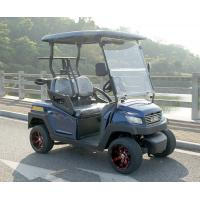 Wholesale Aluminum Chassis Electric Golf Buggy ADC 48V 3.7KW Motor 60-80KM Endurance from china suppliers