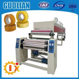 Wholesale GL--1000C Auto bopp adhesive tape making machine from china suppliers