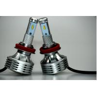 Wholesale Silver Color Car LED Headlight Bulbs High Strength Aluminum Material from china suppliers