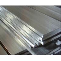 Wholesale Cold Rolled Brushed Stainless Steel Flat Bar , High Hardness ss flat bar 300 Series from china suppliers