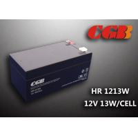 Wholesale 3.5AH Back Up Regulated Lead Acid Battery , Lightweight 12v Deep Cycle Battery from china suppliers