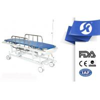 Wholesale Four Wheels Moving Patient Transport Trolley Ambulance Stretchers from china suppliers