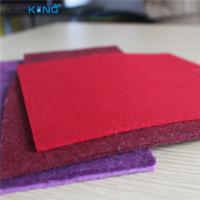 Wholesale Comfortable Green100% Pure Colored Wool Felt for craft, Shoes, Boots from china suppliers