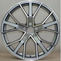 """Wholesale Car Rims 20""""  For Audi RS6 /  Gun Metal Machined Customized 20"""" Forged Alloy Rims from china suppliers"""
